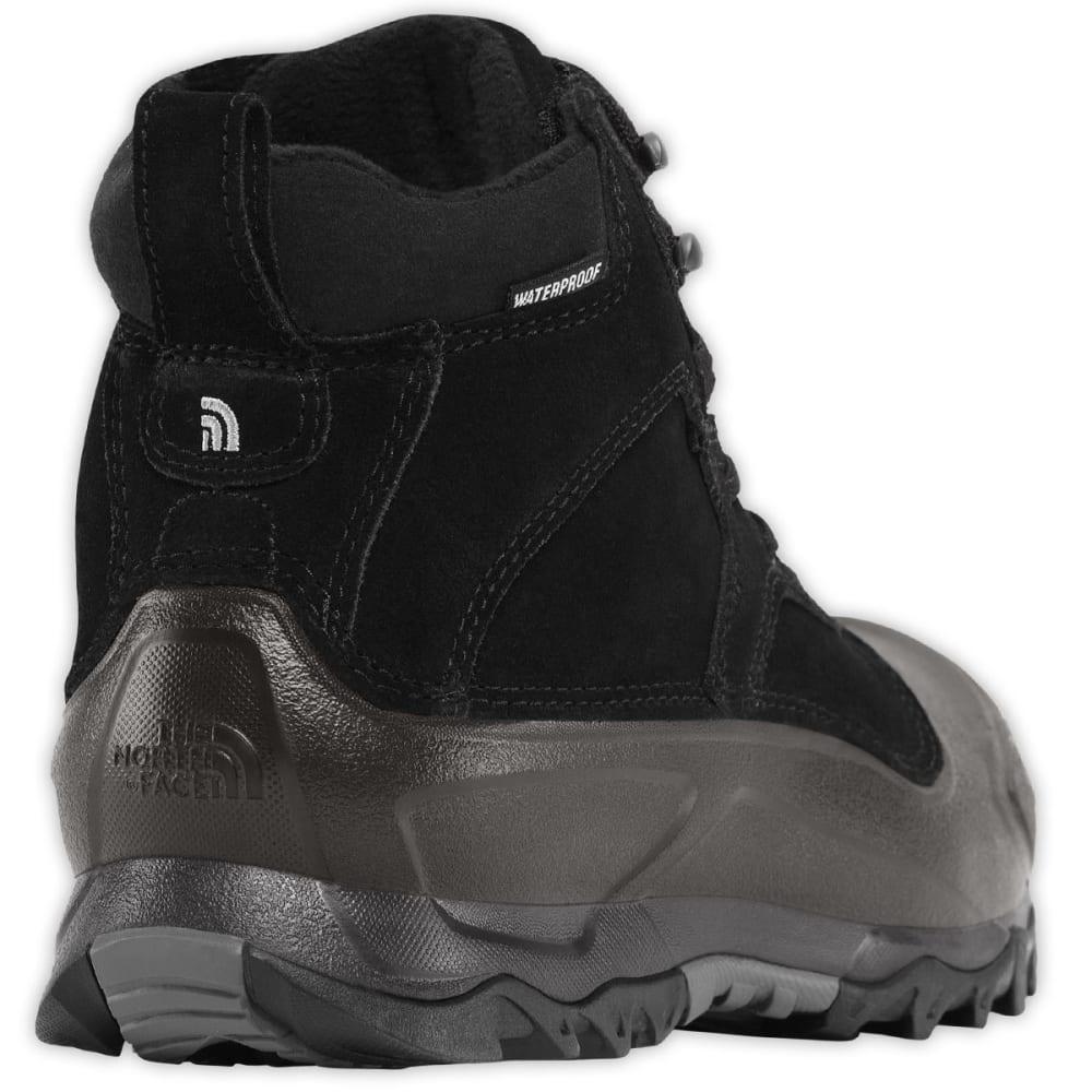 ebf9ed061 THE NORTH FACE Men's Snowfuse Mid Waterproof Winter Boots, TNF Black