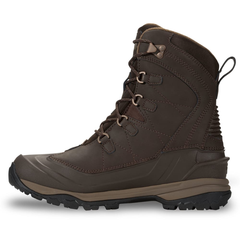 THE NORTH FACE Men's 7.5 in. Chilkat Evo Waterproof Boots, Demitasse Brown - DEMITASSE BROWN