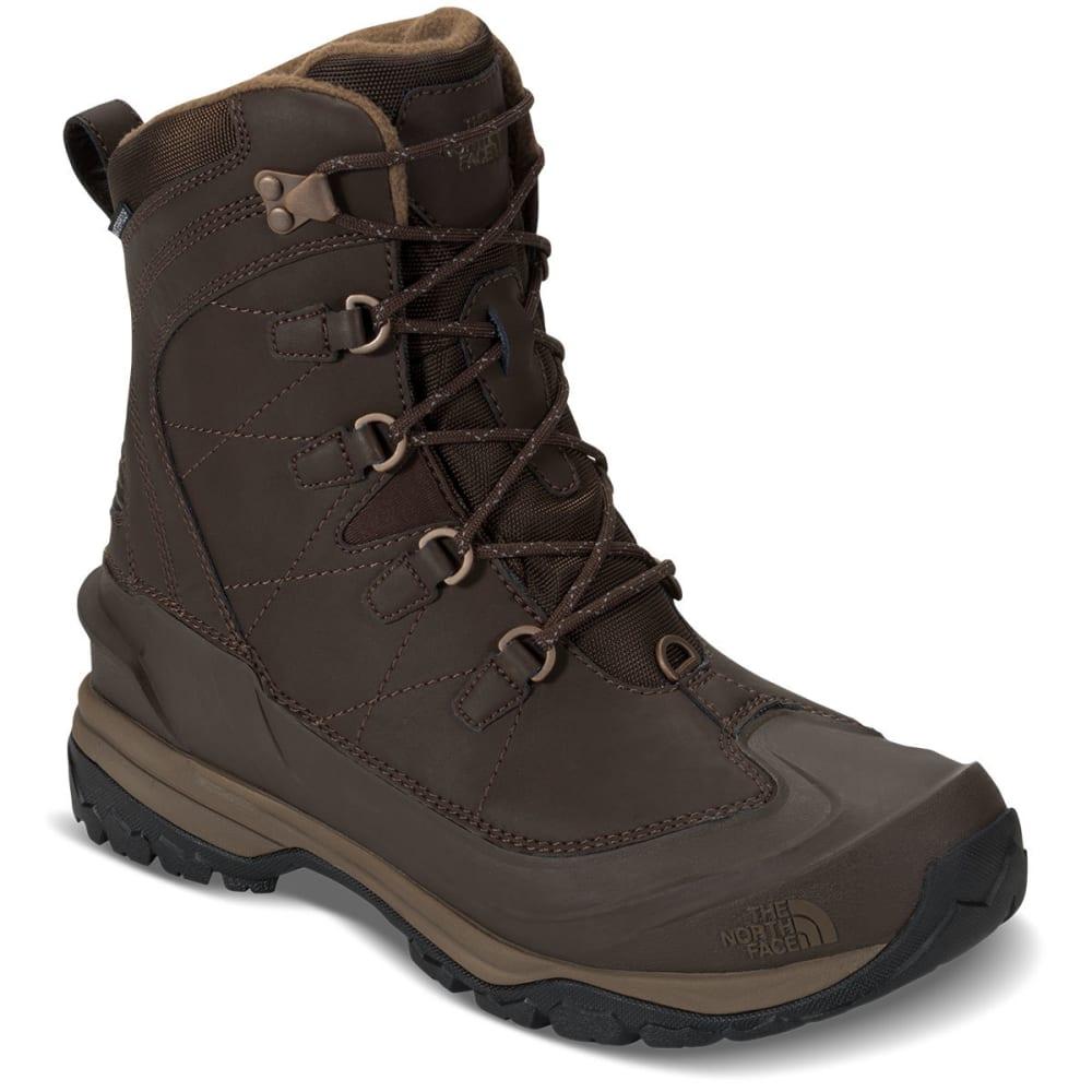 THE NORTH FACE Men's 7.5 in. Chilkat Evo Waterproof Boots, Demitasse Brown - DEMITASSE BROWN
