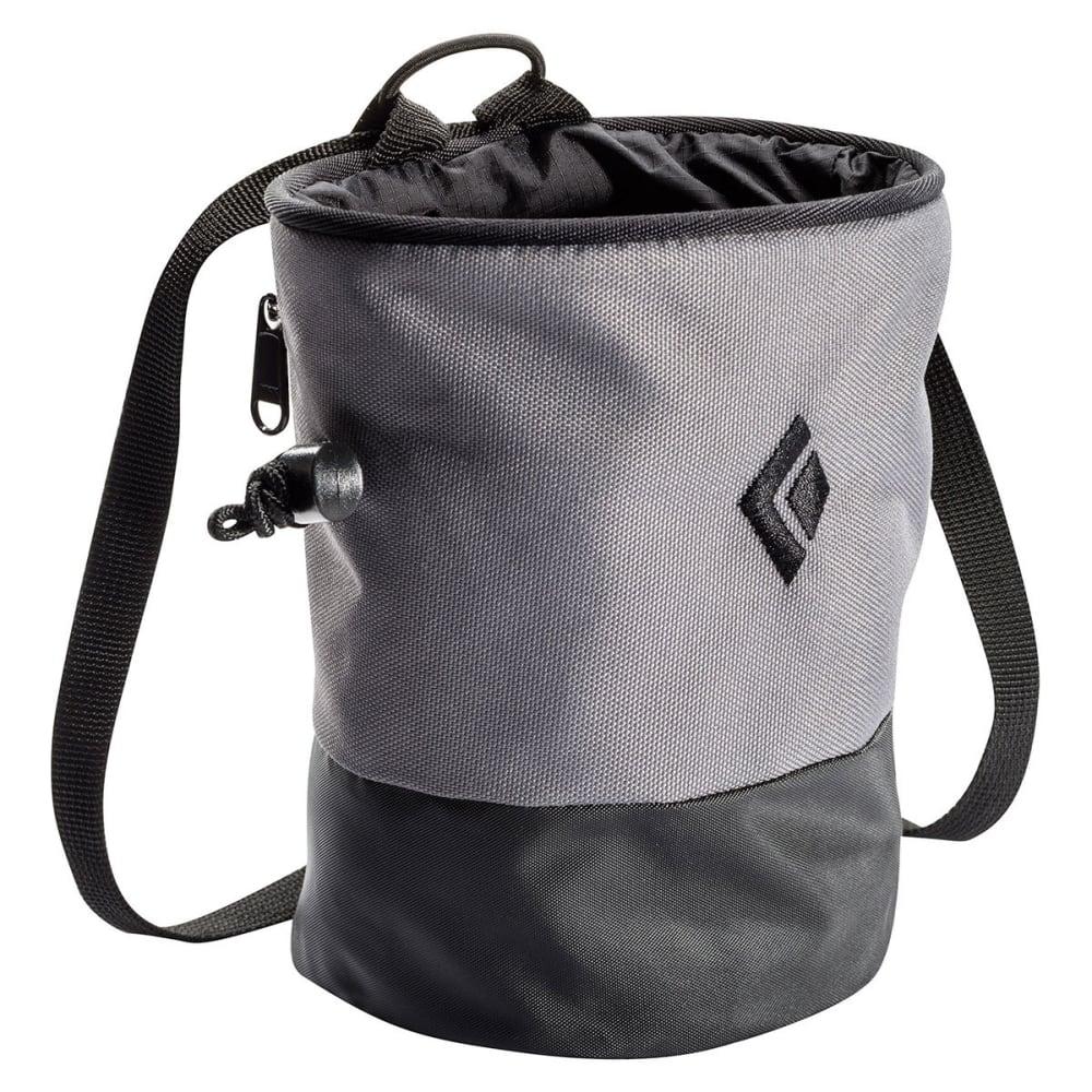 BLACK DIAMOND Mojo Zip Chalk Bag - ASH