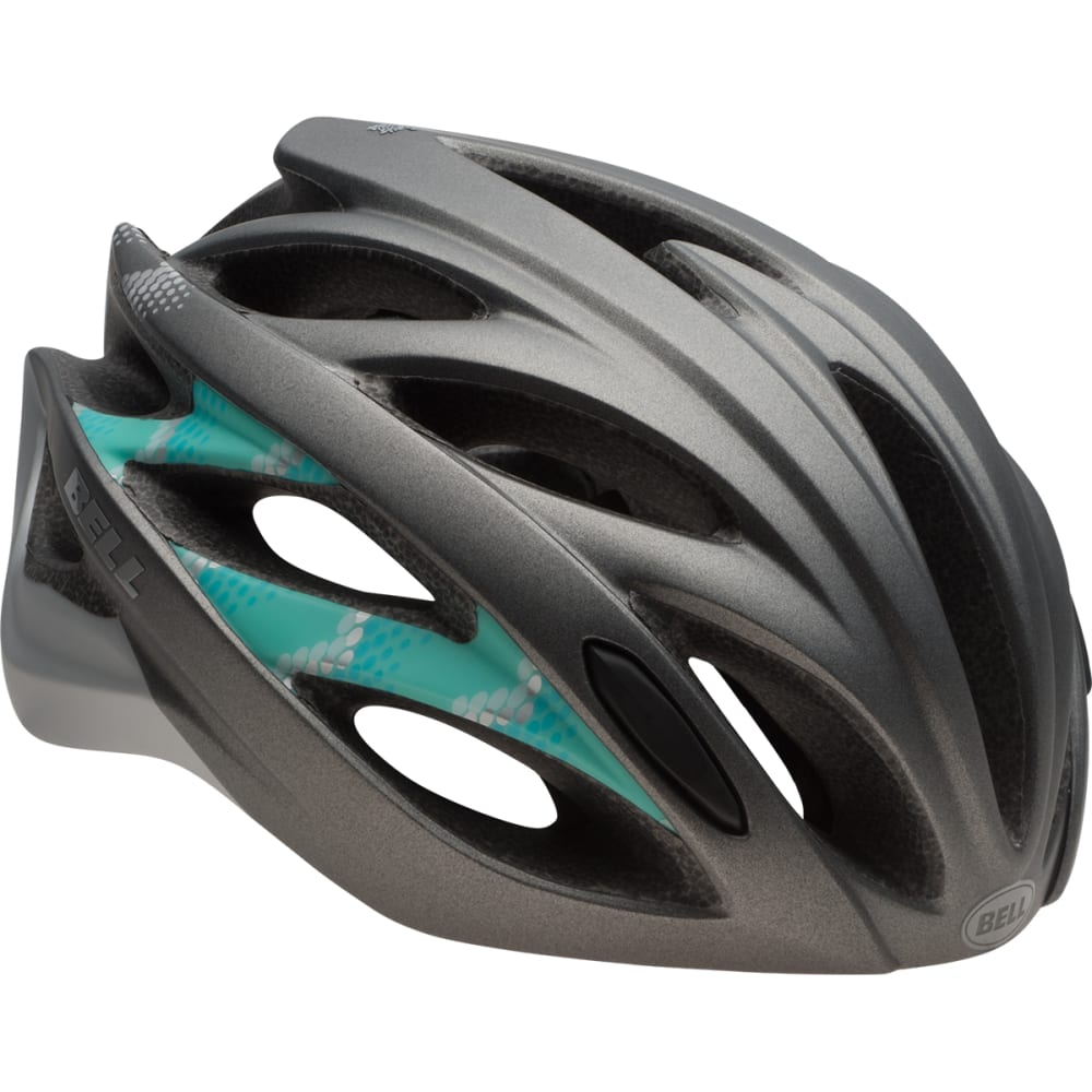 BELL Women's Endeavor Cycling Helmet - MATTE GUNMETAL MINT