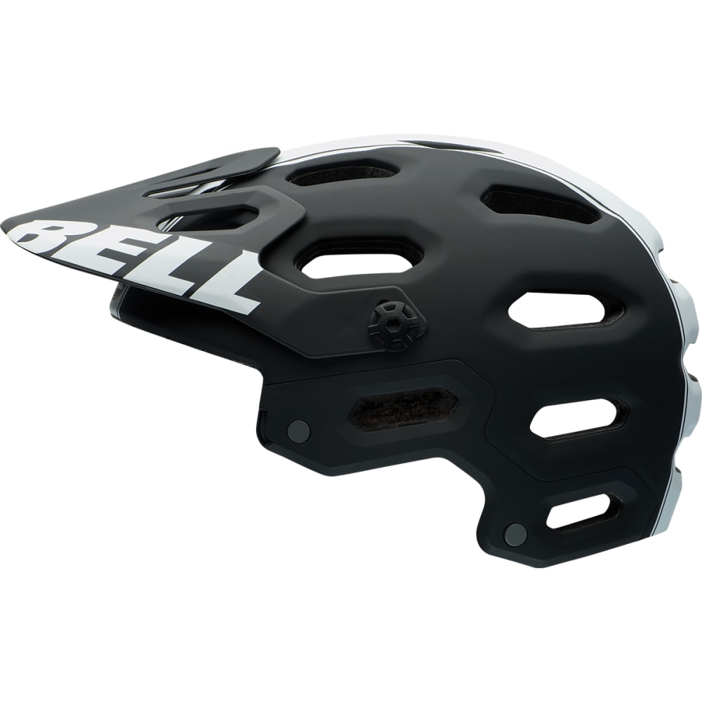 BELL Super 2 MIPS Cycling Helmet - BLACK/WHITE