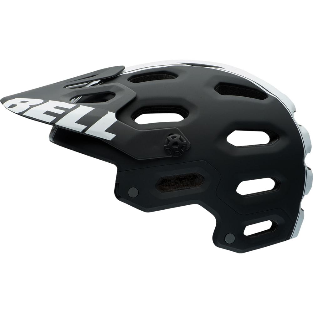 BELL Super 2 MIPS Cycling Helmet - BLACK/WHITE