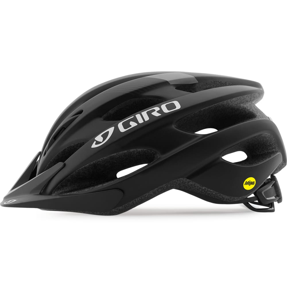 GIRO Revel MIPS Cycling Helmet - BLACK/WHITE