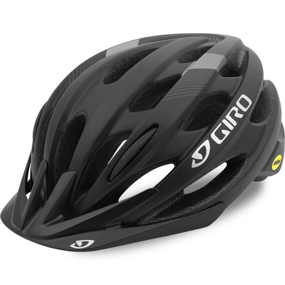 GIRO Revel MIPS Cycling Helmet - BLACK/WHITE