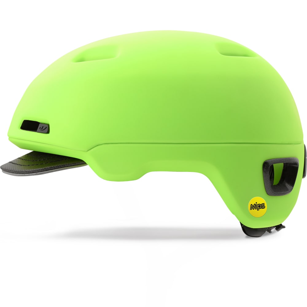 GIRO Sutton MIPS Cycling Helmet - MATTE HIGHLIGHT/YLW