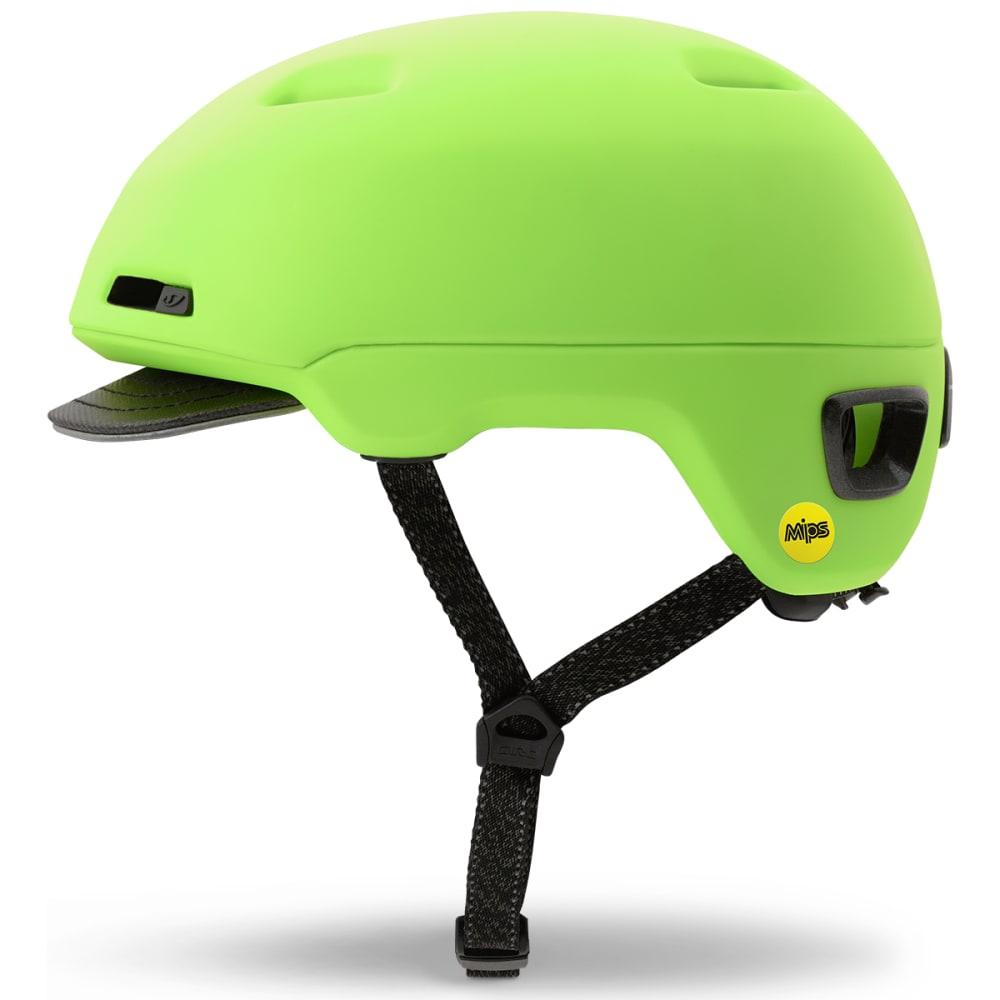 GIRO Sutton MIPS Cycling Helmet - MATTE HIGHLIGHT/YLW