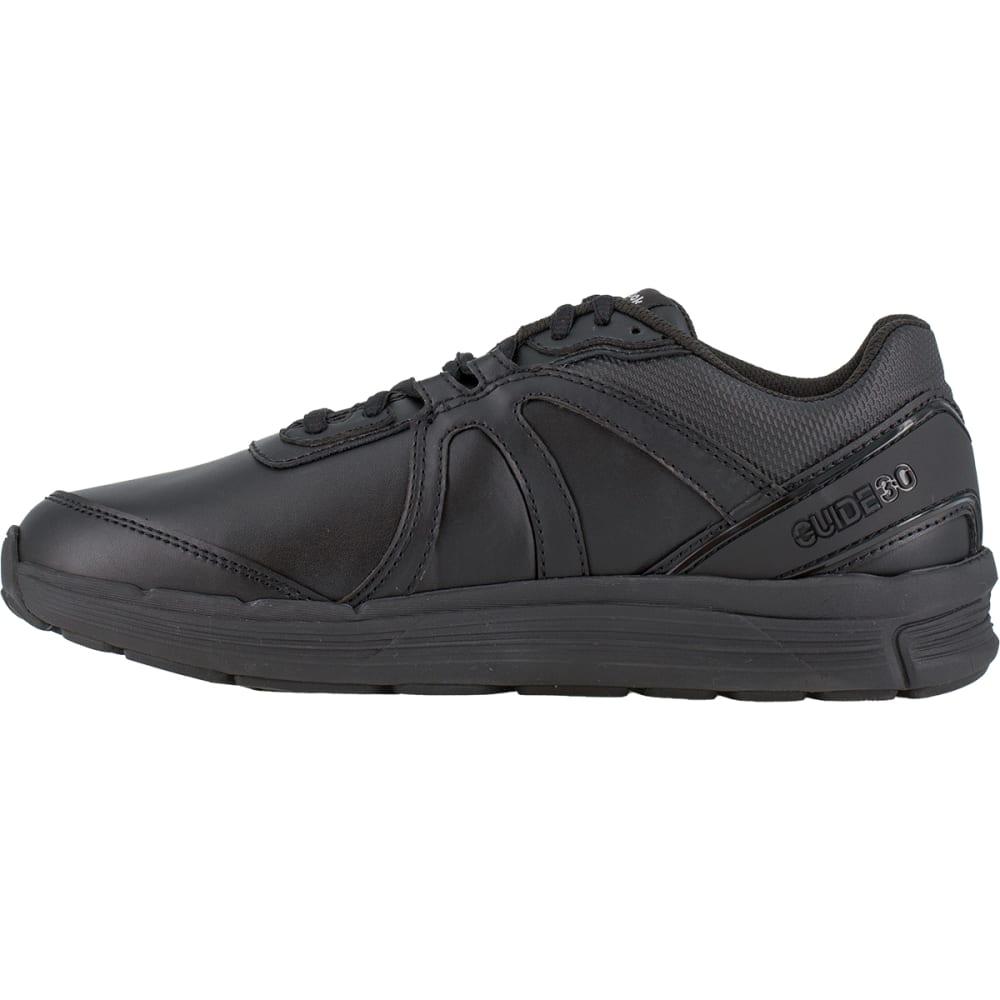 REEBOK WORK Men's Guide Work Soft Toe Work Shoes, Black - BLACK