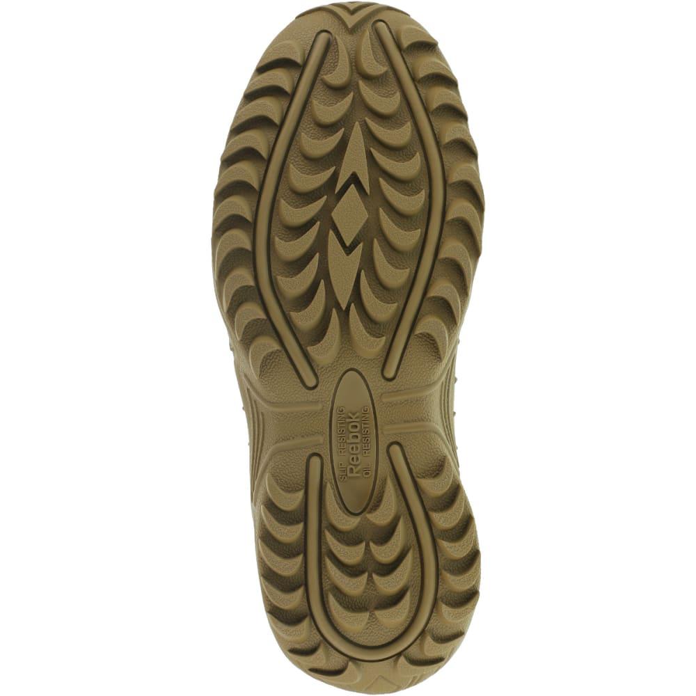 REEBOK WORK Men's Rapid Response 8inch RB Composite Toe Work Boots, Coyote - COYOTE