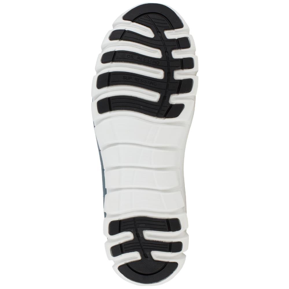 REEBOK WORK Men's Sublite Cushion Work Alloy Toe Work Shoes, Navy, Wide - NAVY