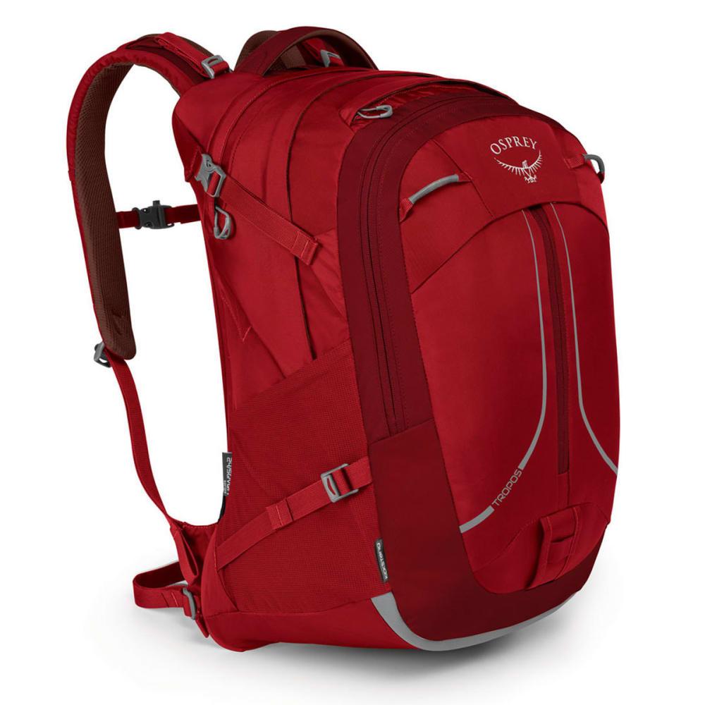 OSPREY Tropos Backpack - ROBUST RED 1189