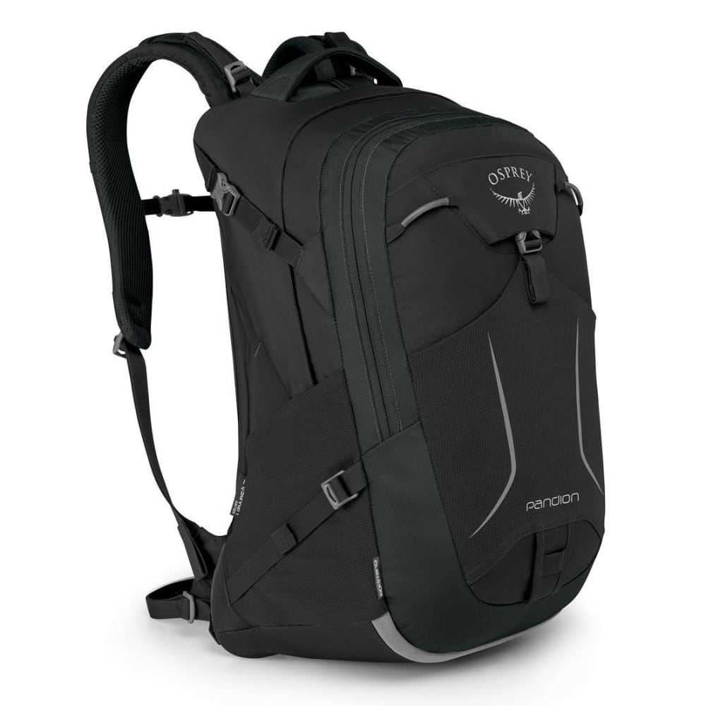 OSPREY Pandion Daypack - BLACK 1195