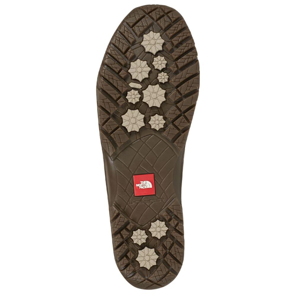 THE NORTH FACE Women's Shellista II Mid Waterproof Boots, Tarmac Green/Tapenade Green - SPLIT ROCK BRN-NER