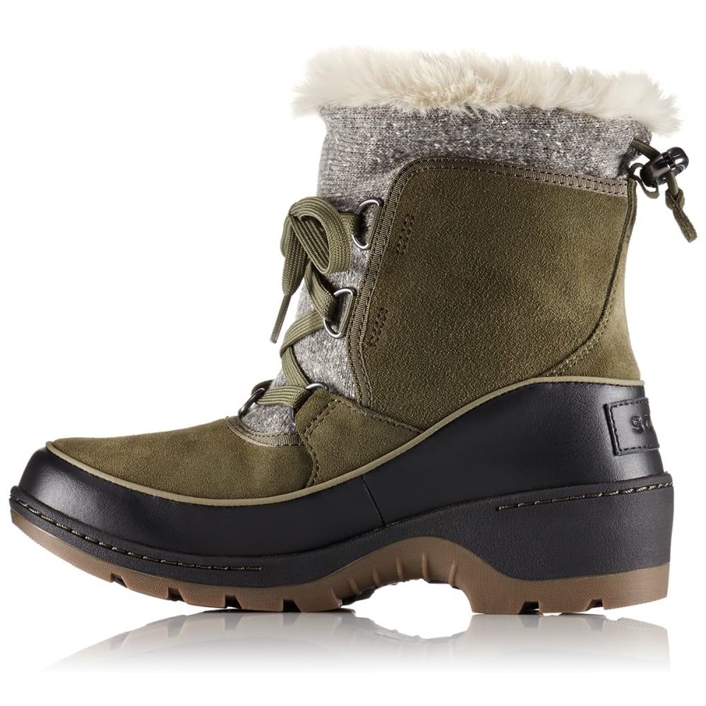 SOREL Women's 8 in. Tivoli III Waterproof Boots, Nori - NORI