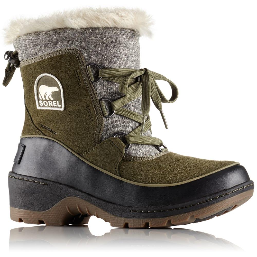 SOREL Women's 8 in. Tivoli™ III Waterproof Boots, Nori - NORI