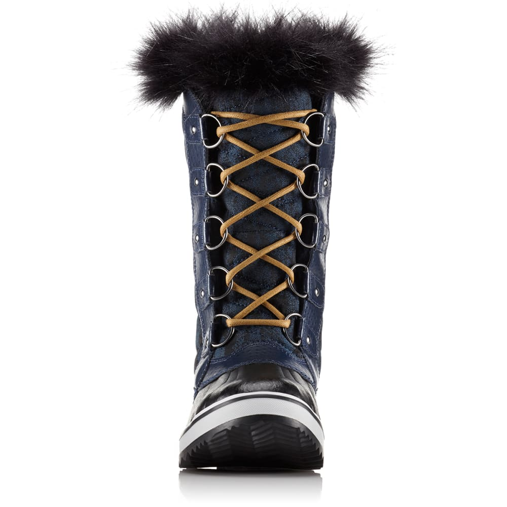 SOREL Women's 10.25 in. Tofino II Waterproof Boots, Collegiate Navy/Glare - COLLEGIATE NAVY