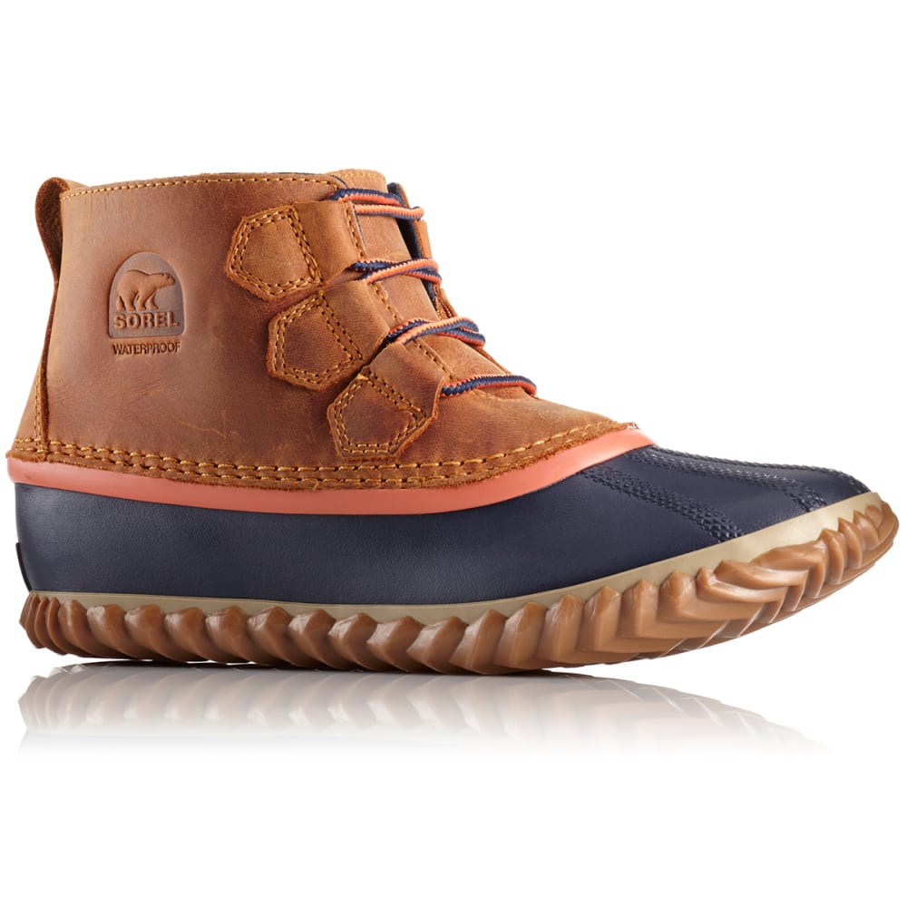 sorel duck boots womens