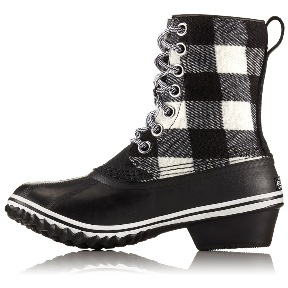 sorel women�s 7 in slimpack� 1964 waterproof rain boots