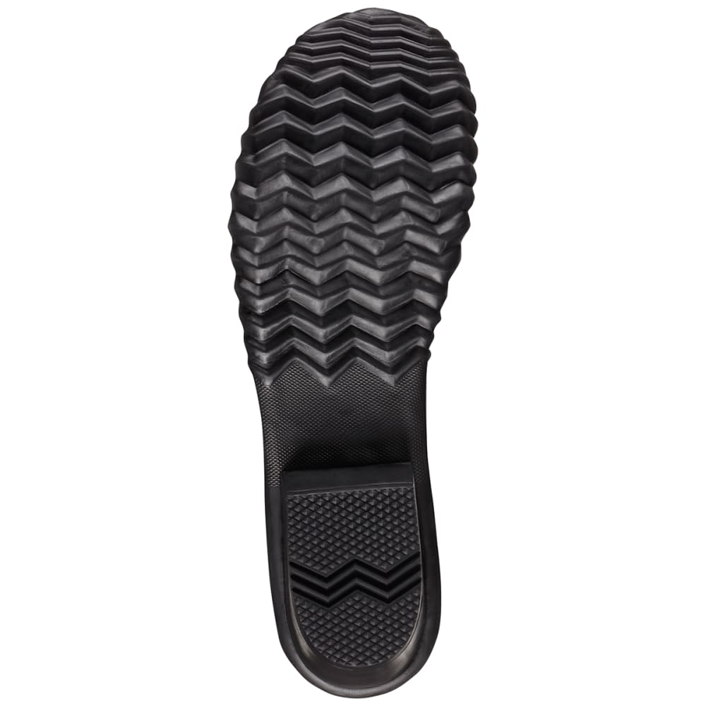 SOREL Women's 7 in. Slimpack™ 1964 Waterproof Rain Boots, Black/White - BLACK/WHITE