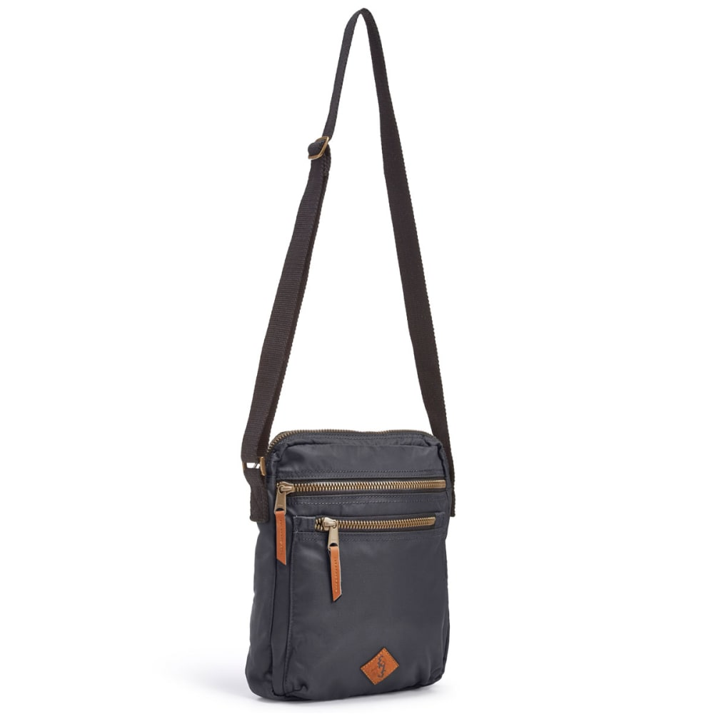 EMS North End Shoulder Bag - BLACK