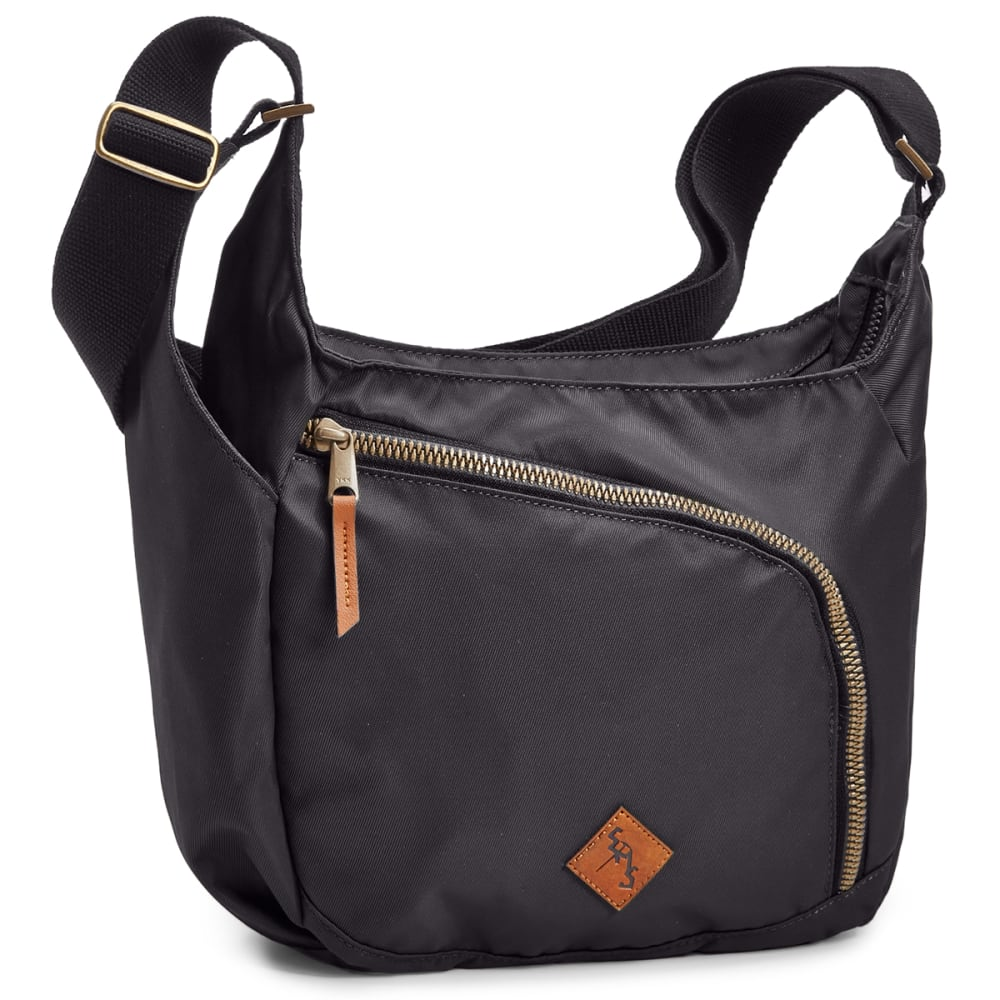 Ems Brighton Shoulder Bag Black