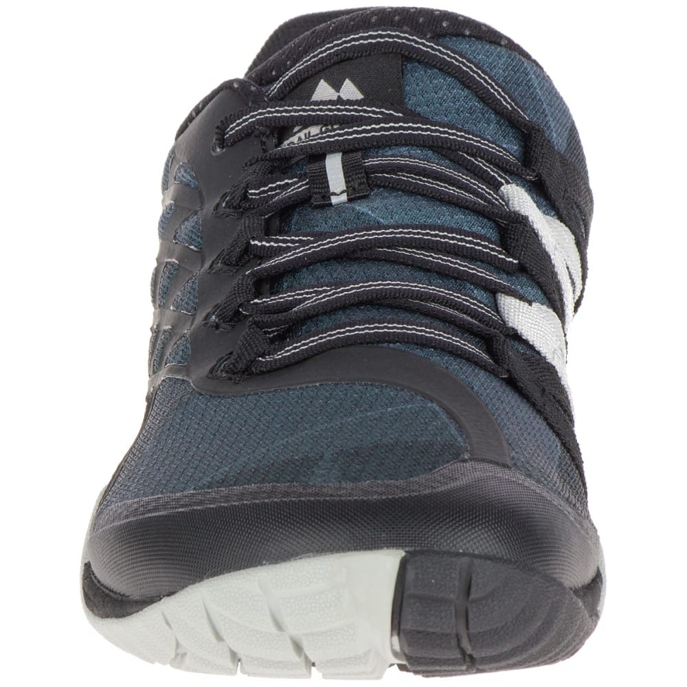 f1847b28dc11a MERRELL Women's Trail Glove 4 Trail Running Shoes, Black
