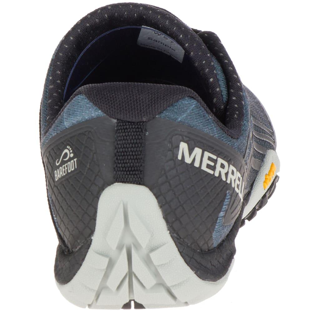 MERRELL Women's Trail Glove 4 Trail Running Shoes, Black - BLACK
