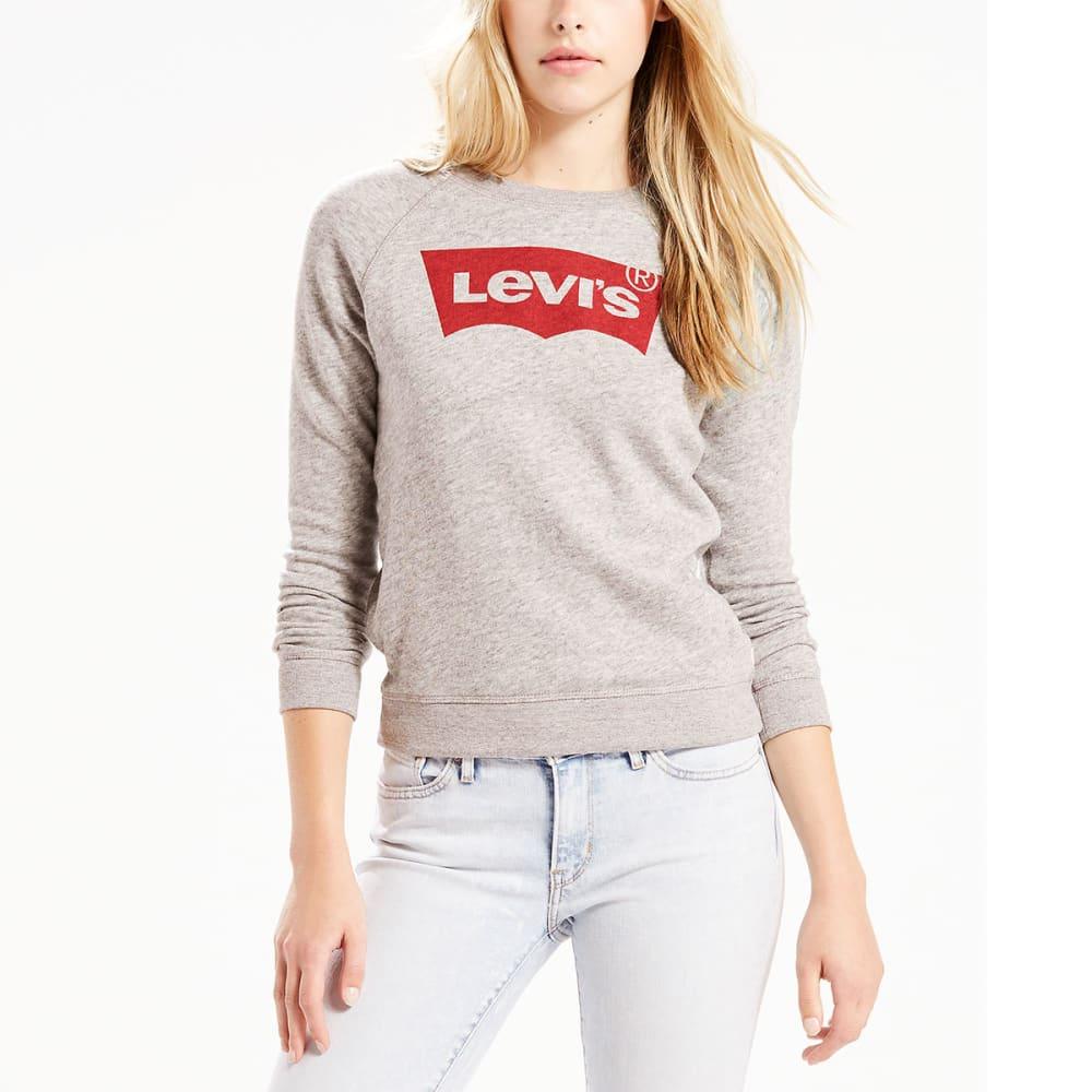 LEVI'S Women's Graphic Crewneck Sweatshirt S