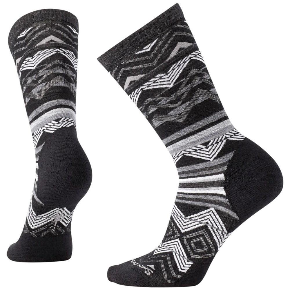 SMARTWOOL Women's Ripple Creek Crew Socks S