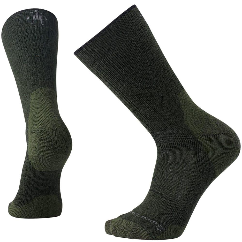 SMARTWOOL Men's PhD Outdoor Heavy Crew Socks - 301-FOREST