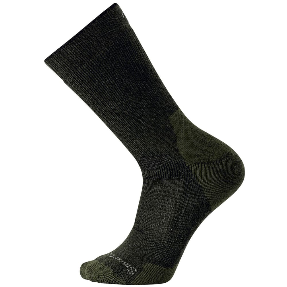 SMARTWOOL Men's PhD Outdoor Heavy Crew Socks - 301-FOREST