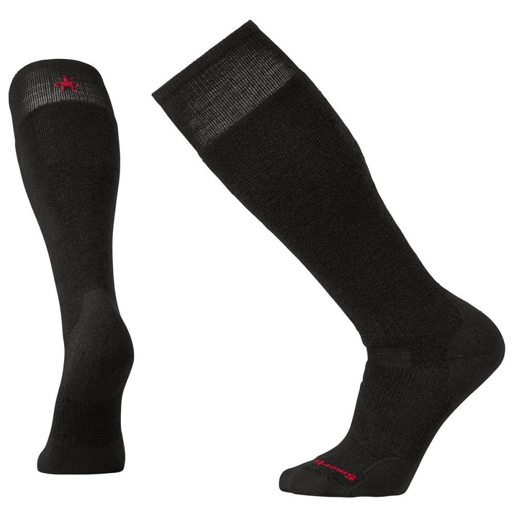 SMARTWOOL Men's PhD Slopestyle Medium Socks - BLACK-001