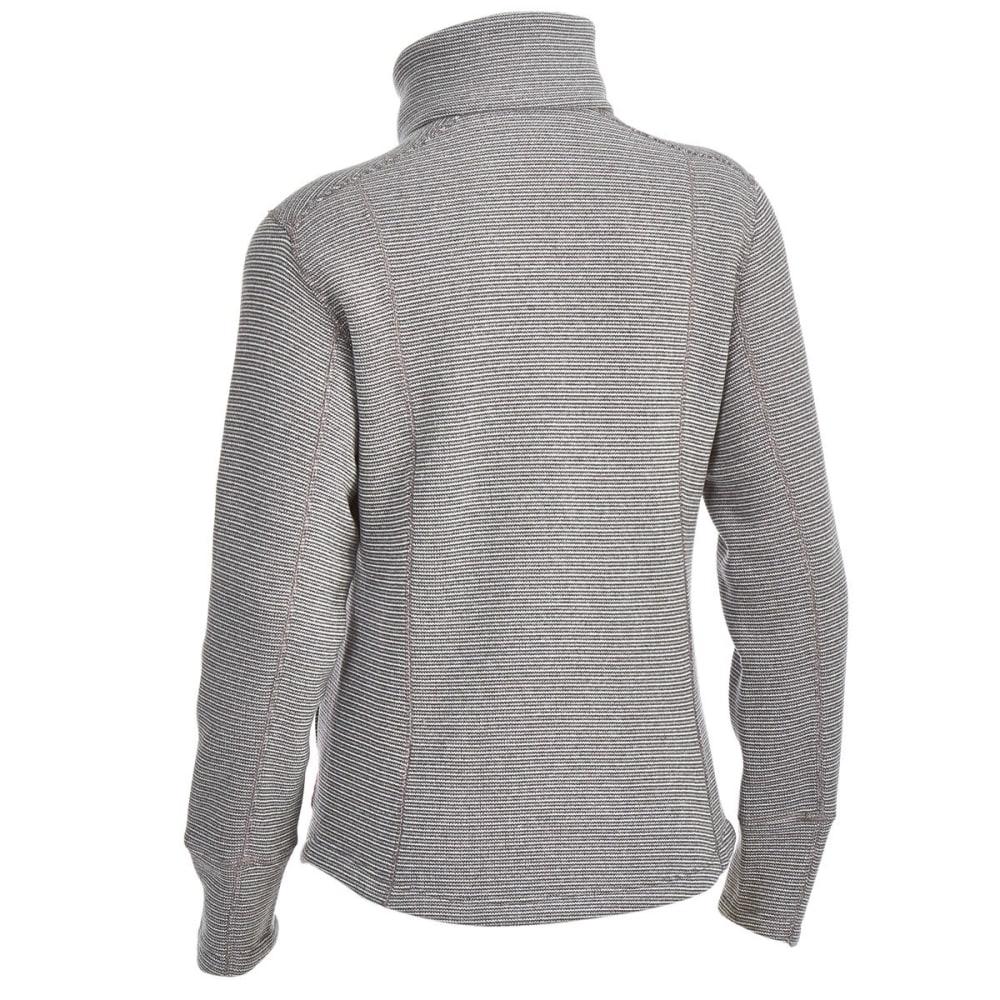 EMS Women's Emma Full-Zip Sweater Jacket - BLACK