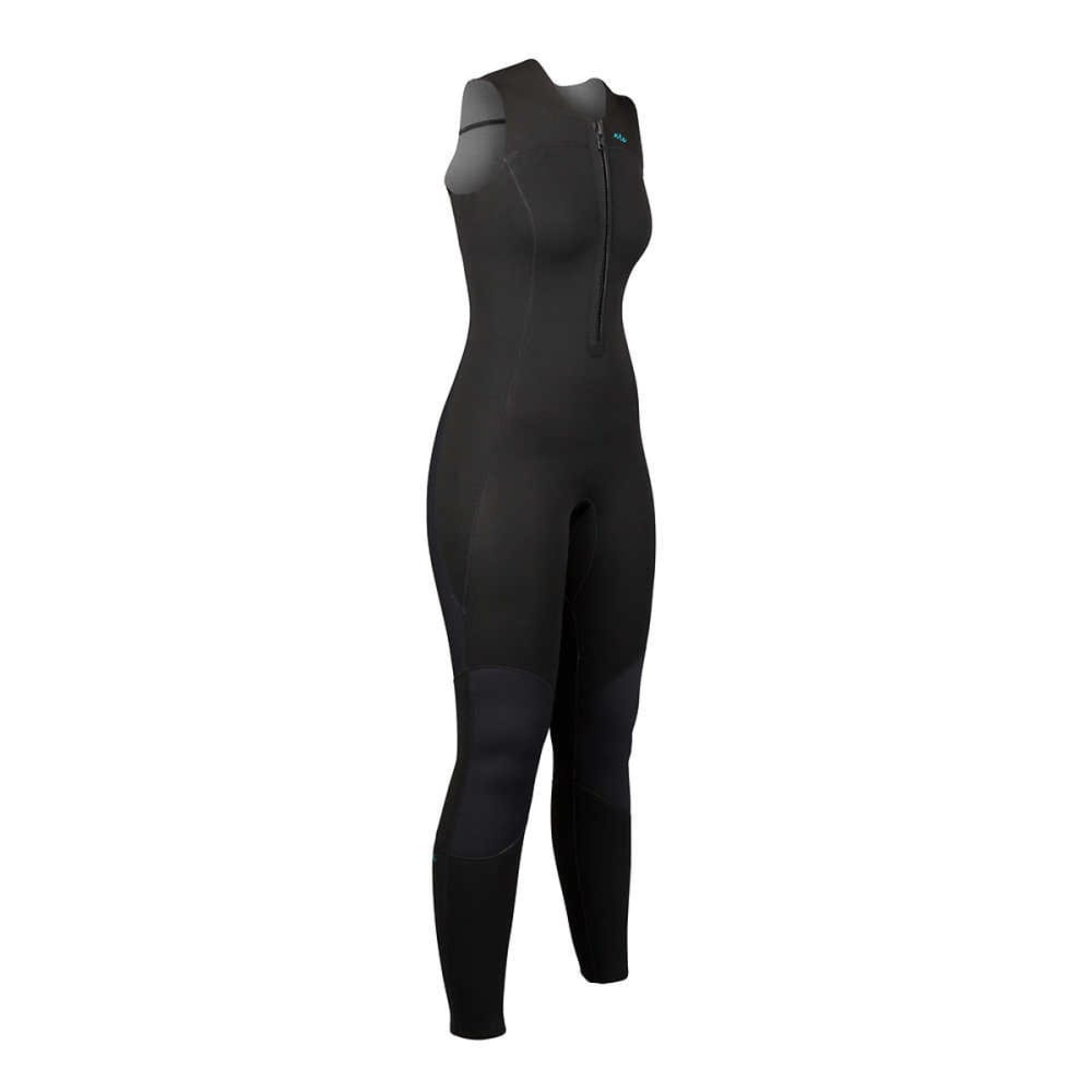 NRS Women's 2.0 Farmer Jane Wetsuit - BLACK