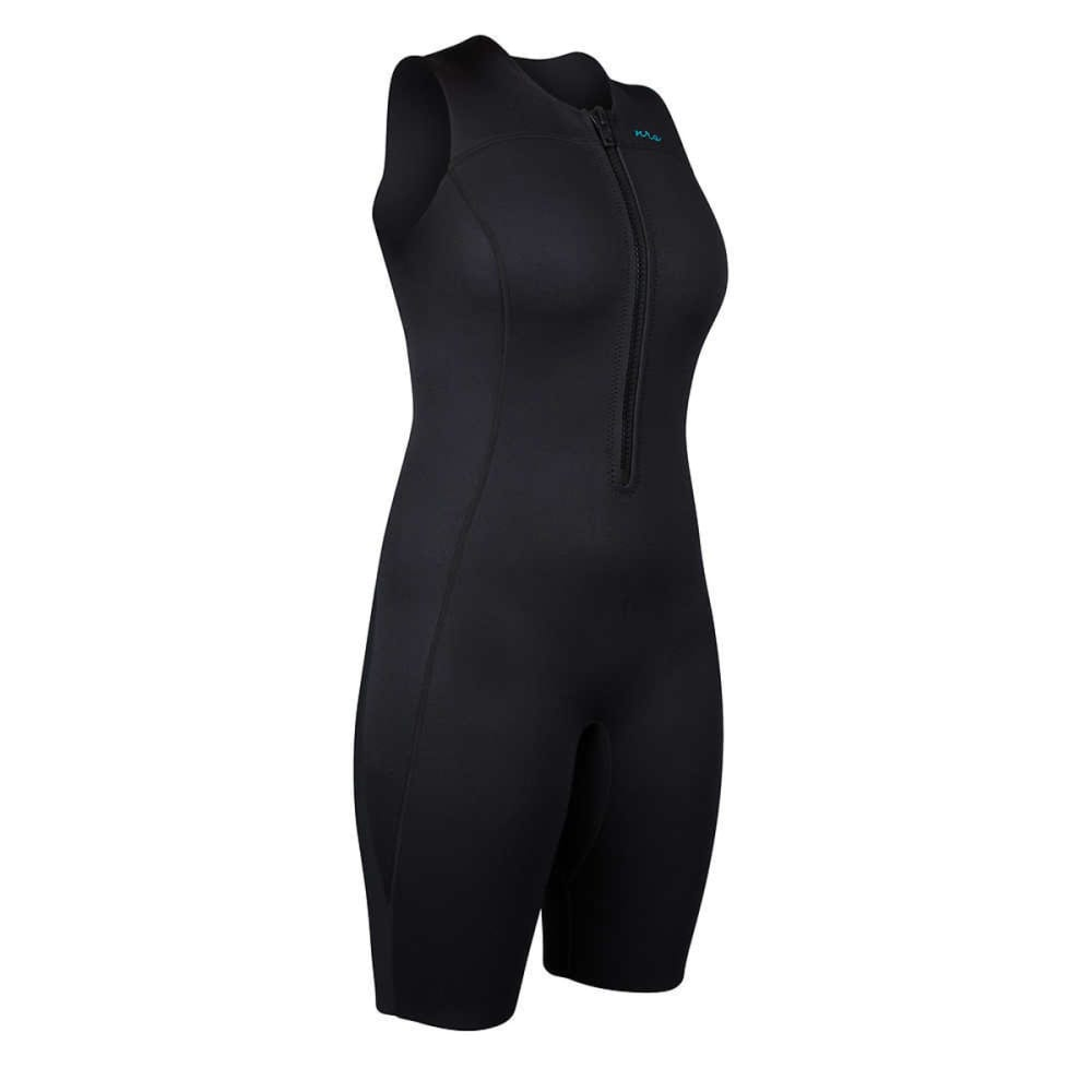 NRS Women's 2.0 Shorty Wetsuit - BLACK