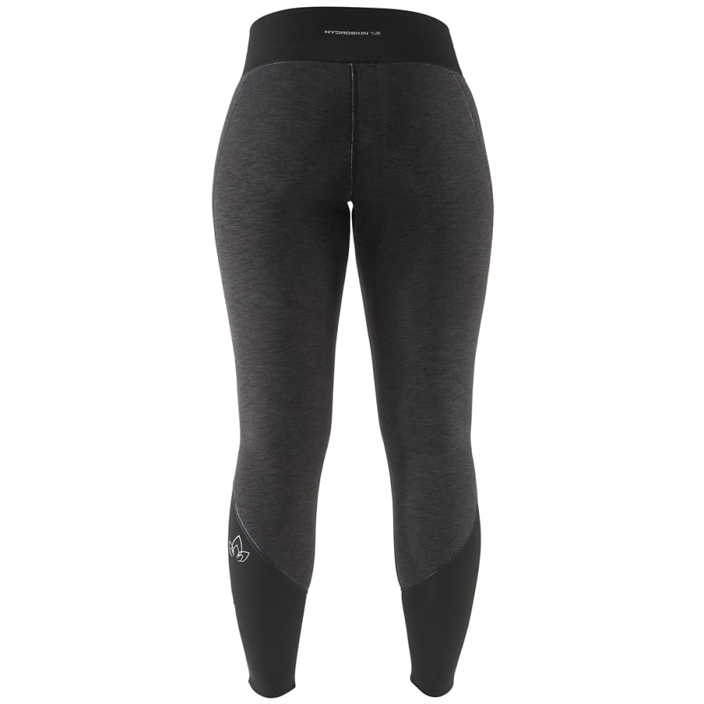 NRS Women's HydroSkin 1.5 Pants - CHARCOAL HEATHER