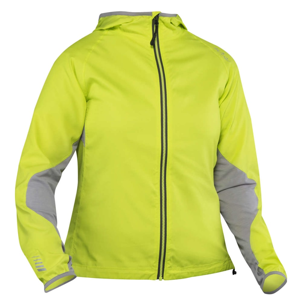 NRS Women's Phantom Jacket - LIMEADE