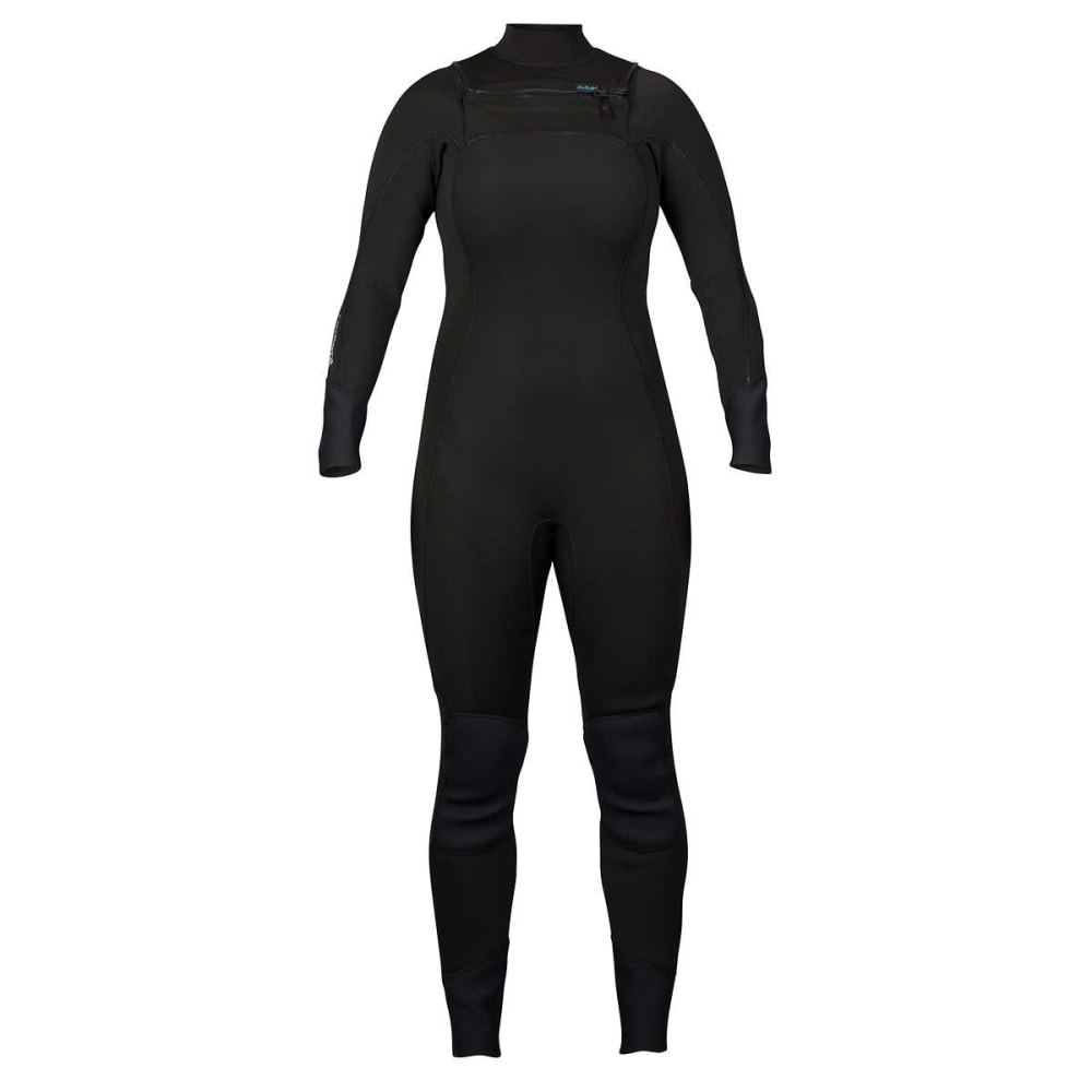 NRS Women's Radiant 3/2mm Wetsuit - BLACK