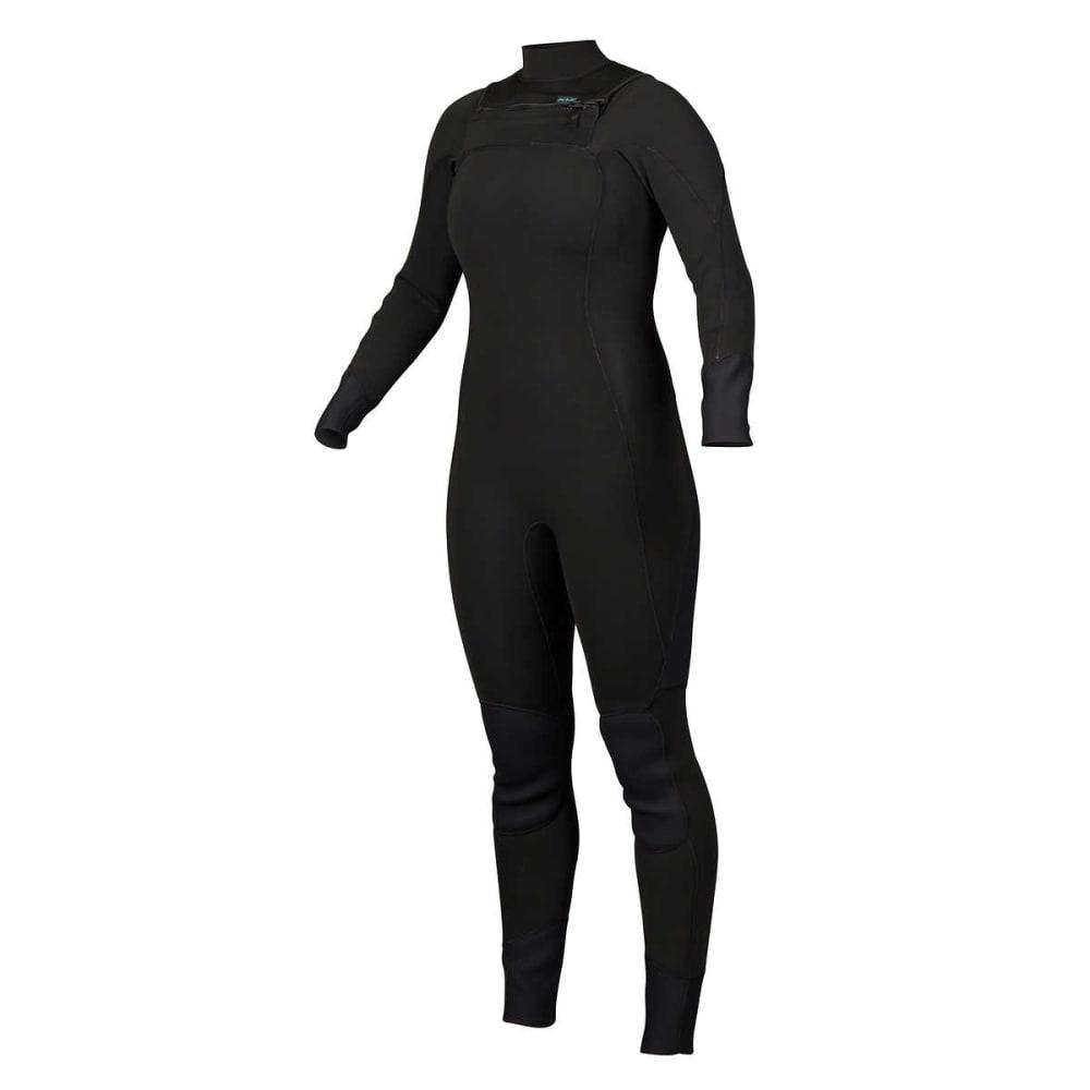 NRS Women's Radiant 3/2mm Wetsuit - BLACK