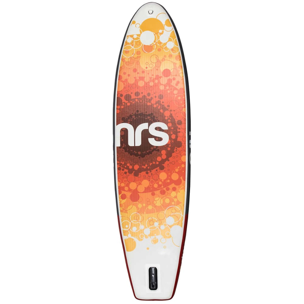 NRS Youth Amp Inflatable SUP Board - ORANGE/GREY/BLACK