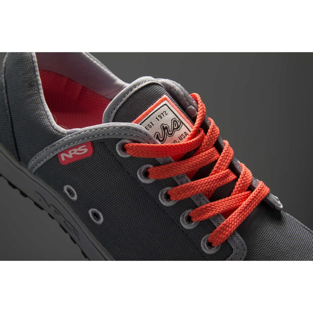 NRS Women's Crush Water Shoes - GUNMETAL
