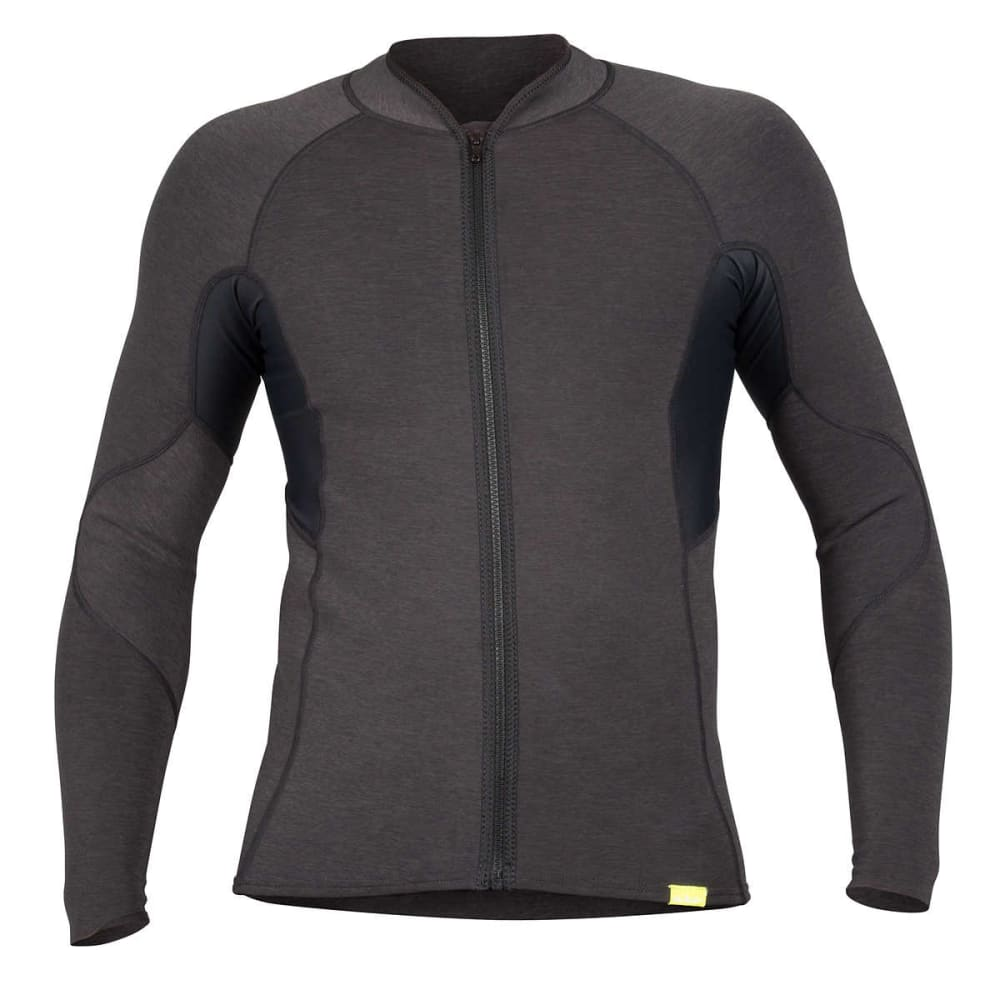 NRS Men's HydroSkin 0.5 Jacket - CHARCOAL HEATHER