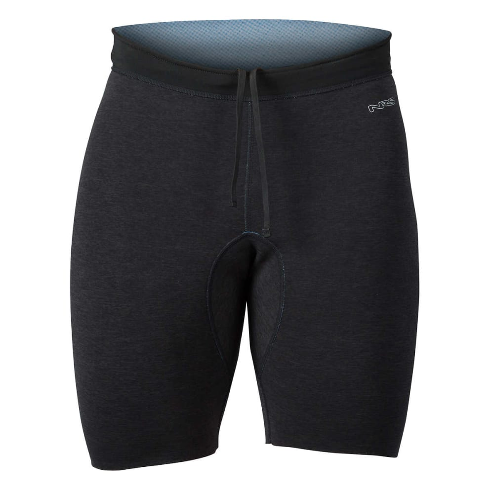 NRS Men's HydroSkin 1.5 Shorts - CHARCOAL HEATHER