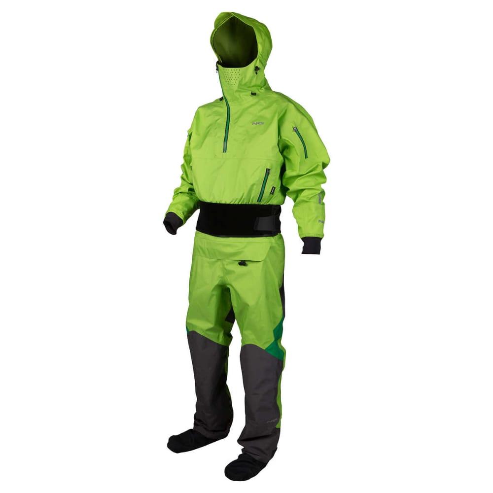 NRS Navigator Paddling Suit - SPRING GREEN