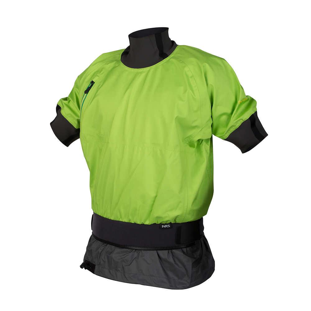 NRS Stampede Shorty Jacket - SPRING GREEN