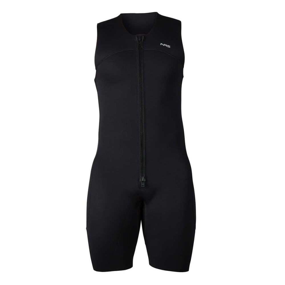 NRS Men's 2.0 Shorty Wetsuit - BLACK