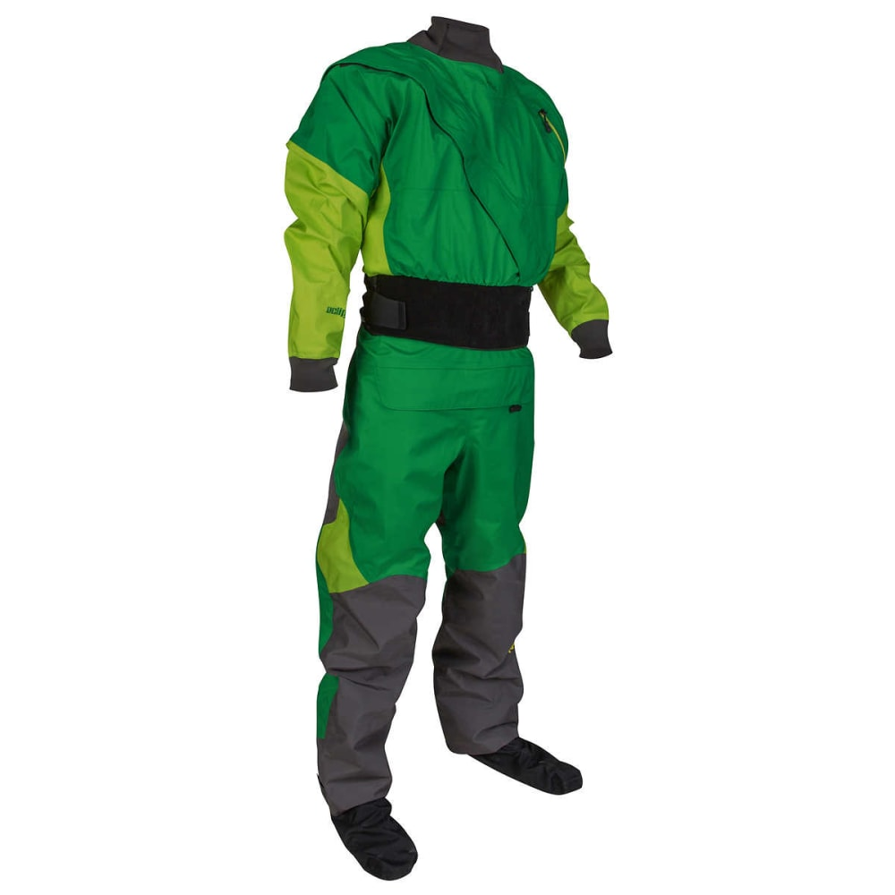 NRS Men's Crux Drysuit - FERN