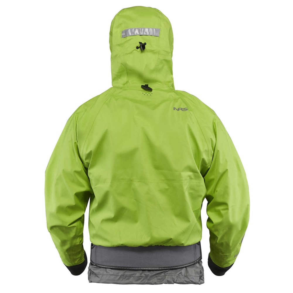 NRS Orion Paddling Jacket - SPRING GREEN