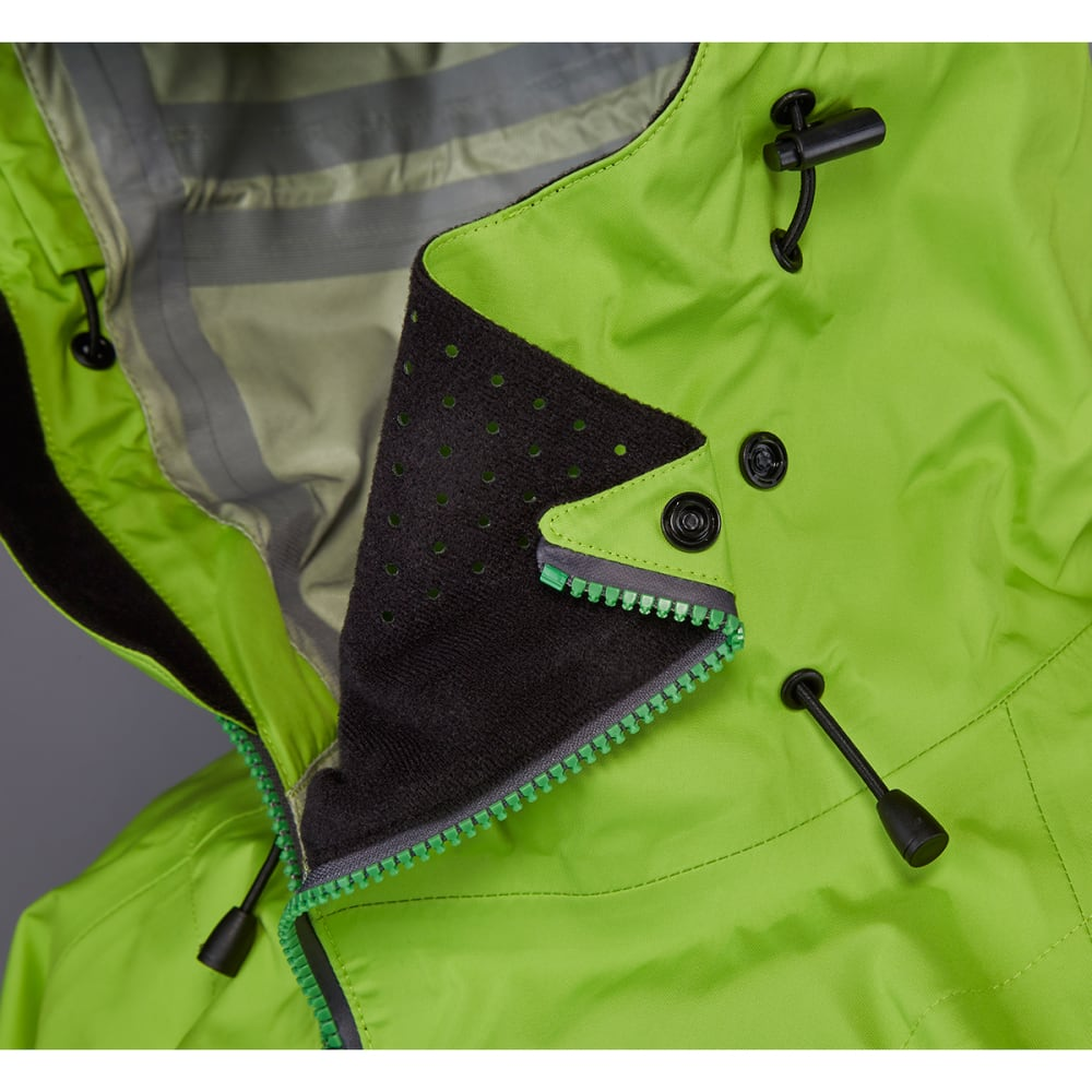 NRS Orion Paddling Jacket - SPRING GREEN
