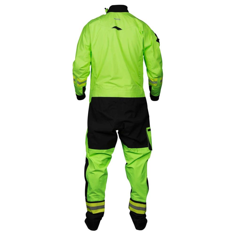 NRS Extreme SAR Drysuit - HIGH VIS GREEN